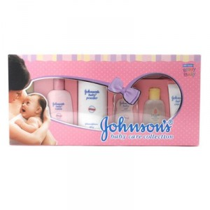 Buy Herbal Johnson's Baby Care Gift Luxury Collection - Nykaa