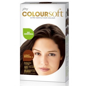 Buy Godrej Coloursoft Hair Colour - Light Brown - Nykaa
