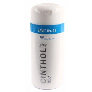 Buy Cinthol Long Lasting Deo Talc (Rs 21 off) - Nykaa
