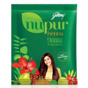 Buy Godrej Nupur Henna - Nykaa