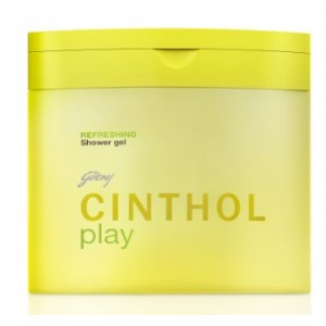 Buy Cinthol Play Refreshing Shower Gel - Nykaa