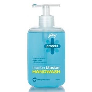 Buy Godrej Protekt Masterblaster Handwash - Nykaa