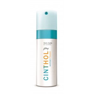 Buy Cinthol Fusion Deo Spray for Women - Nykaa
