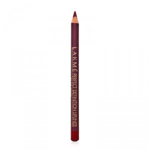 Buy Lakme Perfect Definition Lip Liner Pencil - 02 Walnut - Nykaa