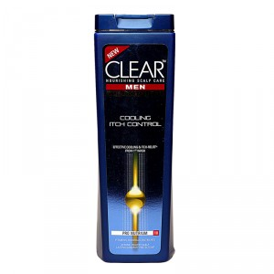Buy Clear Menz Cooling Itch Control Shampoo  - Nykaa