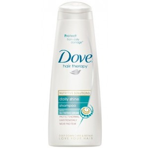 Buy Dove Daily Shine Shampoo  - Nykaa
