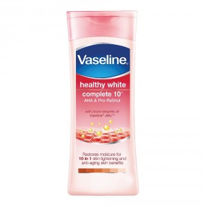 Buy Vaseline Healthy White Complete 10 Lotion - Nykaa