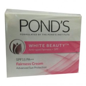 Buy Ponds White Beauty Anti-spot Fairness  + SPF15 PA++ Fairness Cream - Nykaa