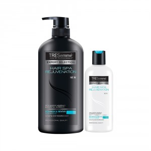Buy TRESemme Hair Spa Rejuvenation Shampoo With Free Conditioner  - Nykaa