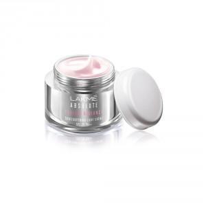Buy Lakme Absolute Perfect Radiance Intense Lightening Light Day Creme SPF 20 PA ++ - Nykaa