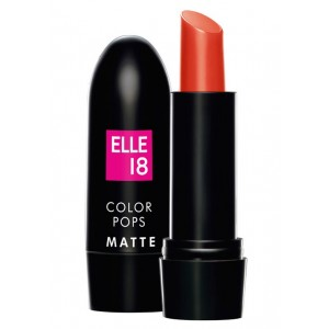 Buy Elle 18 Color Pop Matte Lip Color - Lets Tango - Nykaa