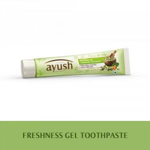 Buy Lever Ayush Freshness Gel Cardamom Toothpaste - Nykaa