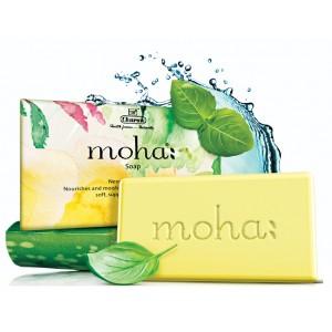Buy Moha Nourishing Herbal Soap - Nykaa