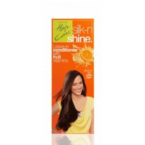 Buy Hair & Care Silk N Shine Hair Serum - Nykaa