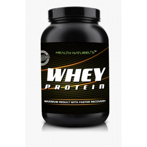 Buy Health Naturel's Whey Protein Maximum Result With Faster Recovery Powder - Nykaa
