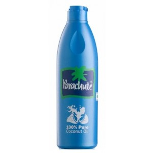 Buy Herbal Parachute 100% Pure Coconut Oil - Nykaa