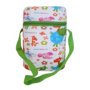 Buy Morisons Baby Dreams Double Feeding Bottle Warmer-Green - Nykaa