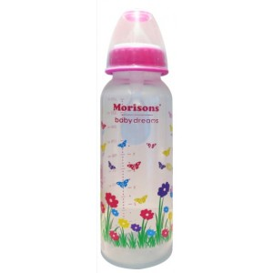 Buy Morisons Baby Dreams BPA Free Feeder (Pink) - Nykaa