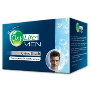 Buy OxyLife Men Creme Bleach - Nykaa