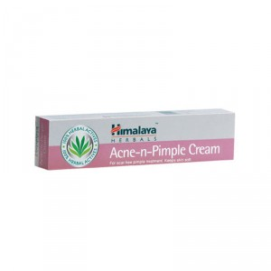 Buy Himalaya Herbals Acne-n-Pimple Cream - Nykaa