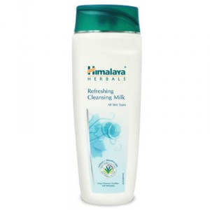 Buy Herbal Himalaya Herbals Refreshing Cleansing Milk - Nykaa