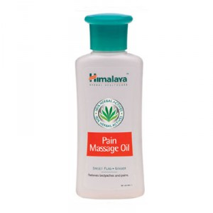 Buy Himalaya Herbals Pain Massage Oil - Nykaa