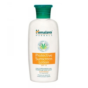 Buy Herbal Himalaya Herbals Protective Sunscreen Lotion - Nykaa