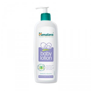 Buy Herbal Himalaya Herbals Baby Lotion - Nykaa