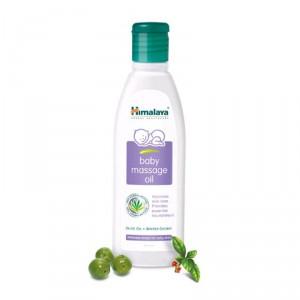 Buy Himalaya Herbals Baby Oil - Nykaa