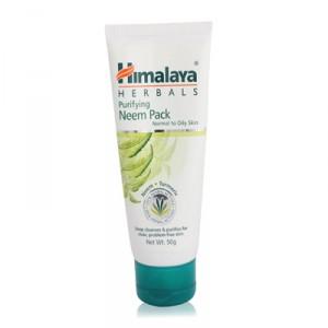 Buy Himalaya Herbals Purifying Neem Pack - Nykaa