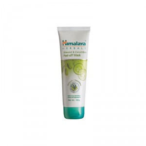 Buy Himalaya Herbals Almond & Cucumber Peel-off Mask - Nykaa