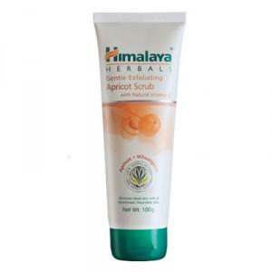 Buy Himalaya Herbals Gentle Exfoliating Apricot Scrub - Nykaa