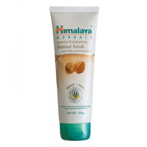 Buy Himalaya Herbals Gentle Exfoliating Walnut Scrub - Nykaa