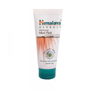 Buy Himalaya Herbals Clarifying Mud Pack - Nykaa