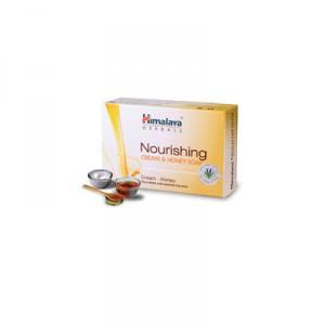 Buy Himalaya Herbals Nourishing Cream & Honey Soap - Nykaa