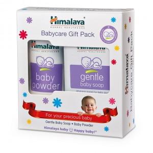 Buy Himalaya Baby Care Gift Pack (Combi - Soap & Powder) - Nykaa