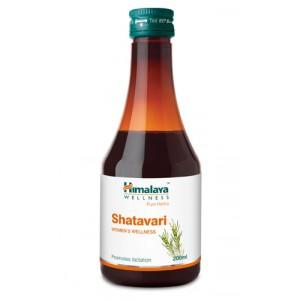 Buy Himalaya Wellness Shatavari Syrup - Nykaa