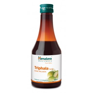 Buy Himalaya Wellness Triphala Syrup - Nykaa