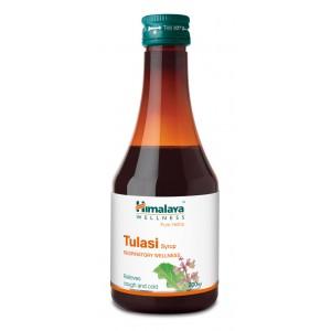 Buy Himalaya Wellness Tulasi Syrup - Nykaa