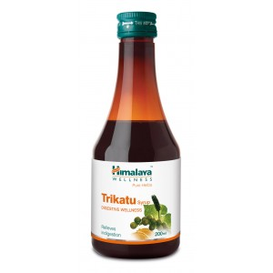 Buy Himalaya Wellness Trikatu Syrup - Nykaa