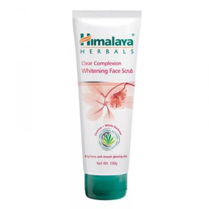 Buy Himalaya Herbals Clear Complexion Whitening Face Scrub - Nykaa