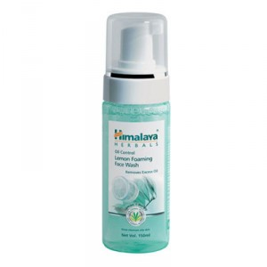 Buy Himalaya Herbals Oil Control Lemon Foaming Face Wash - Nykaa