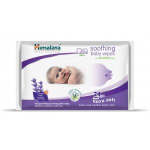 Buy Himalaya Baby Care Soothing Baby Wipes - Nykaa