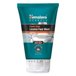Buy Himalaya Herbals Pure Glow Licorice Face Wash - Nykaa