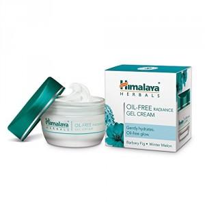 Buy Himalaya Herbals Oil-Free Radiance Gel Cream - Nykaa