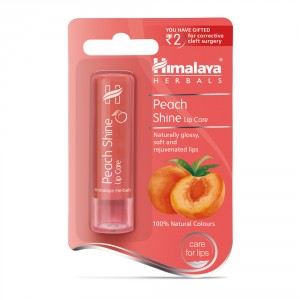 Buy Himalaya Herbals Peach Shine Lip Care - Nykaa