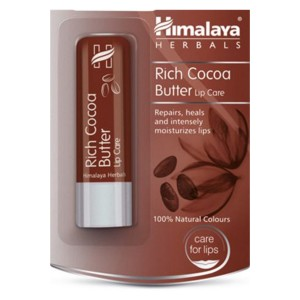 Buy Himalaya Herbals Rich Cocoa Butter Lip Care - Nykaa