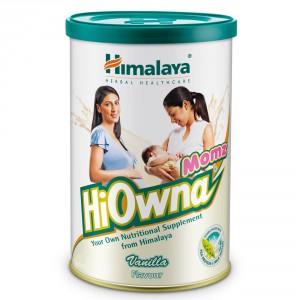 Buy Himalaya Mom's Care HiOwna Momz Vanilla Flavour - Nykaa