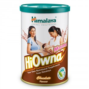 Buy Himalaya Mom's Care HiOwna Momz Chocolate Flavour - Nykaa