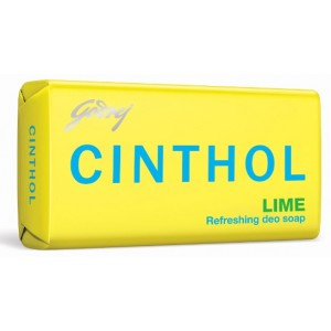 Buy Cinthol Lime Soap Pack of 3 + 100gm Free - Nykaa